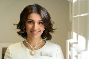 Miss Sherina Balaratnam headshot