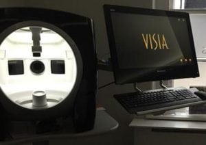 VISIA advanced facial imaging S-Thetics Beaconsfield, Buckinghamshire
