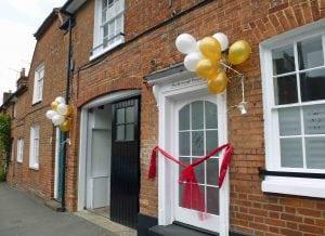 S-Thetics Beaconsfield clinic exterior