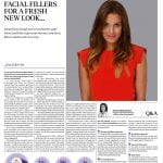 "In The Times Raconteur ""Future of Skincare"" discussing whether facial fillers are right for you"