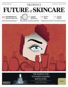 "Miss Sherina Balaratnam in The Times ""Future of Skincare"" discussing facial fillers"