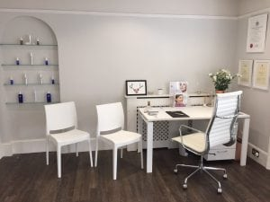 S-Thetics Beaconsfield consulting room