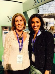 With Amanda Cameron, Aesthetics Journal editor