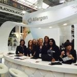 With the Allergan team