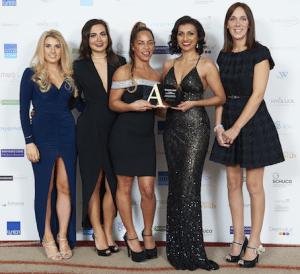 "S-Thetics wins ""Reception Team of the Year, UK & Ireland"" at the Aesthetics Awards"