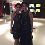 Miss Sherina Balaratnam with Miss Roba Khundkar, Plastic Surgeon