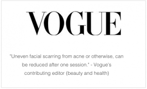 S-Thetics Hydrafacial in Vogue