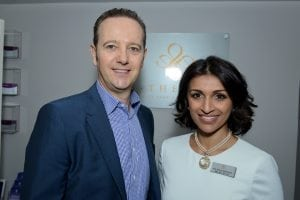 With Paul Huttrer, CEO and owner of Schuco International