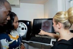 VISIA digital skin imaging