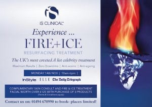 Fire&Ice facial treatment at S-Thetics