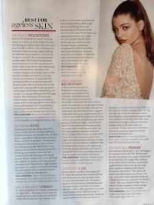 """Best for ageless skin"" Miss Sherina Balaratnam"