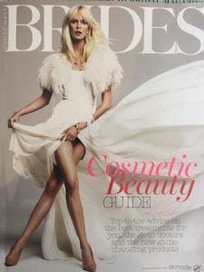"S-Thetics featured in the Conde Nast Cosmetic Beauty Guide 2016 / 2017 as ""Best for Ageless Skin"""