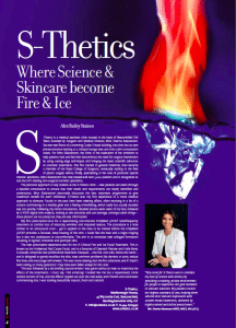 Where Science & Skincare become Fire & Ice