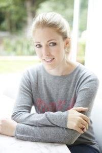 Olivia Falcon, Editor of Brides Cosmetic Beauty Guide Photo: Helene Sandberg