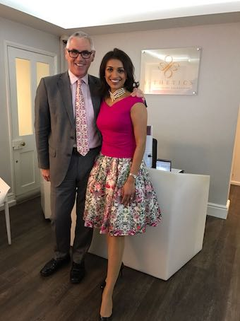 Miss Sherina Balaratnam & Mr Nigel Mercer