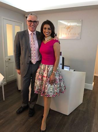 Miss Sherina Balaratnam & Mr Nigel Mercer