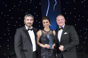 """S-Thetics wins """"Best New Practice, South England and Wales"""" at the MyFaceMyBody Awards 2016/2017"""