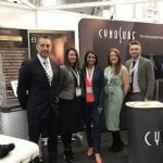 Cynosure UK team with Miss Sherina Balaratnam