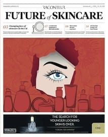 "Miss Sherina Balaratnam featured in The Times ""Future of Skincare"" supplement"