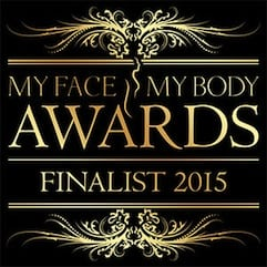 S-Thetics selected finalist for Best New Clinic, UK, at the My Face My Body 2015 national awards