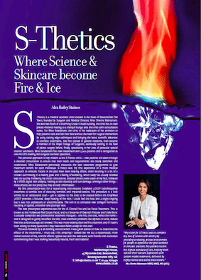 Riverside Journals reviews the S-Thetics Signature treatment