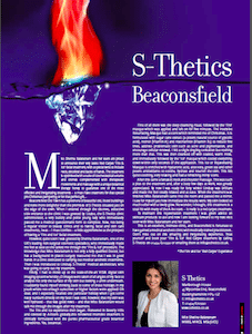 """Riverside Journals reviews the new S-Thetics """"Red Carpet"""" Fire & Ice treatment"""