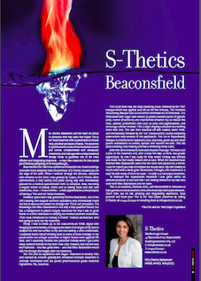 "Riverside Journals reviews the new S-Thetics ""Red Carpet"" Fire & Ice treatment"