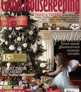 "Miss Sherina Balaratnam featured in ""Good Housekeeping"" magazine"