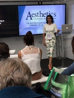 S-Thetics at the Aesthetics Conference and Exhibition, London