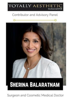 Totally Aesthetic Magazine – Miss Sherina Balaratnam appointed to expert panel of advisors
