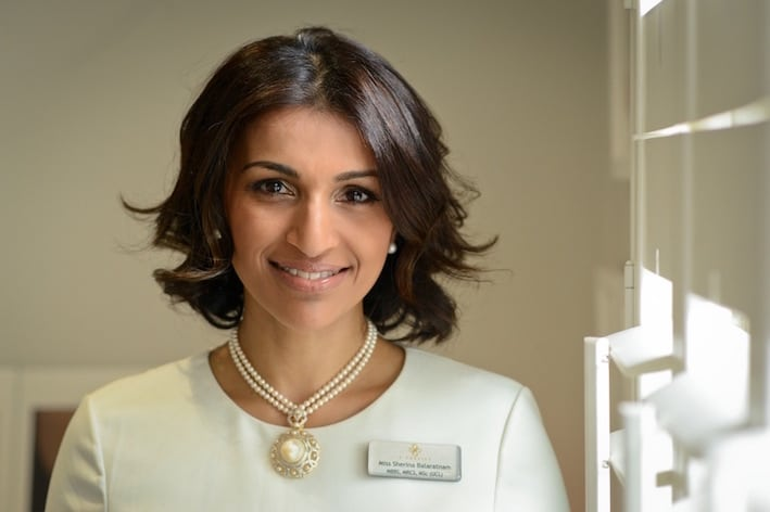About Miss Sherina Balaratnam, S-Thetics Medical Director