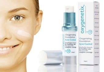 Introducing Oxygenetix, The World's Most Breathable Foundation