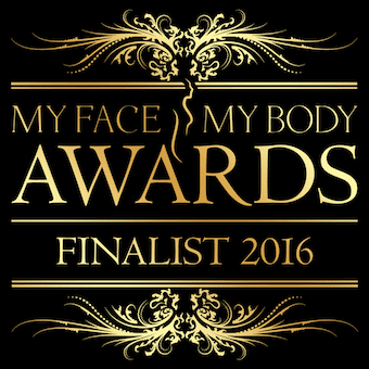 S-Thetics Clinic selected as a finalist for 3 national awards at the prestigious 2016 My Face My Body awards