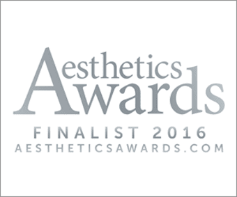 S-Thetics shortlisted as finalist for 2 awards at the 2016 Aesthetics Awards