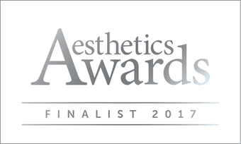 S-Thetics Clinic shortlisted as finalist for 2 awards at the 2017 Aesthetics Awards
