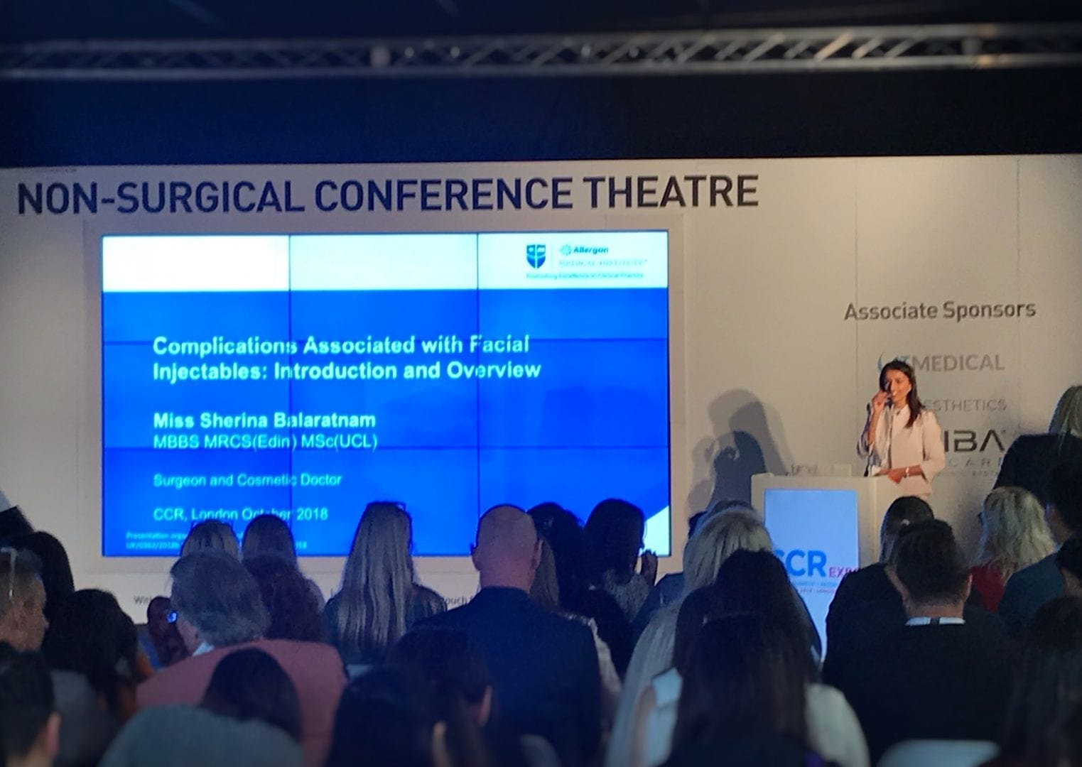 The 2018 Clinical, Cosmetic & Reconstructive Expo | S-Thetics