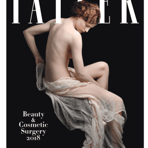 S-Thetics named as a Tatler 'Super Clinic' in the 2018 Beauty & Cosmetic Surgery Guide
