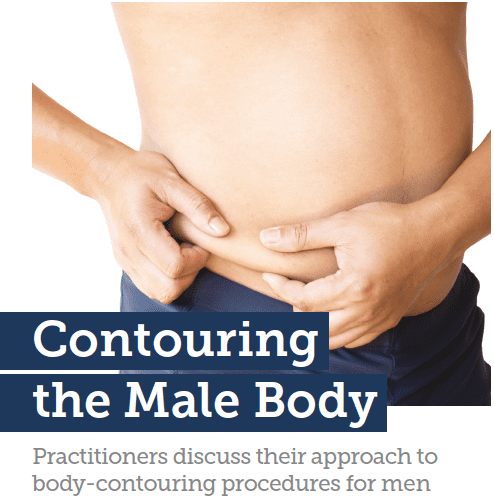 Contouring the male body with non-surgical treatments
