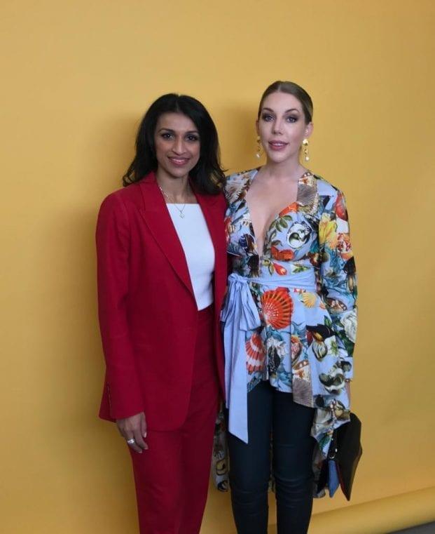 Dr-Sherina-Balaratnam-Glamour-Beauty-Festival-with-Comedian-Katherine-Ryan