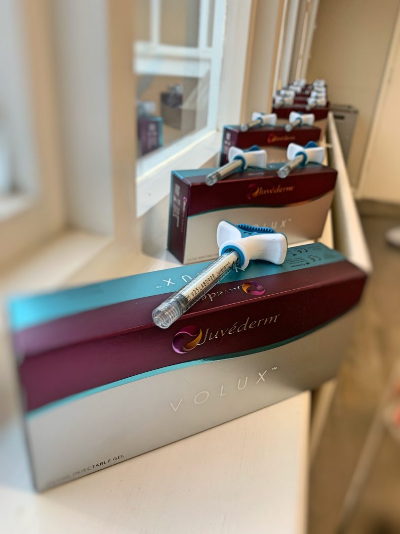 Juvederm Volux - The ground-breaking new injectable for the