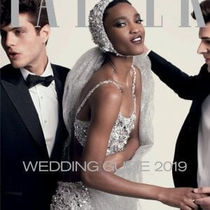 The S-Thetics 'Oyxgen Fusion Facial' featured in the Tatler Wedding Guide