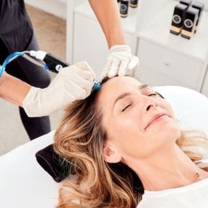 Introducing HydraFacial Keravive for Scalp Health