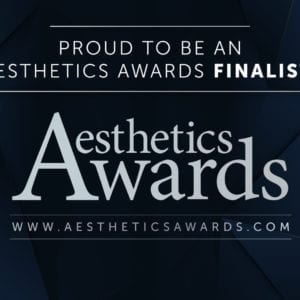 S-Thetics Clinic shortlisted for Four National Awards at the Aesthetics Awards